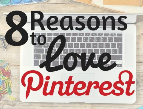 8 Reasons to Love Pinterest