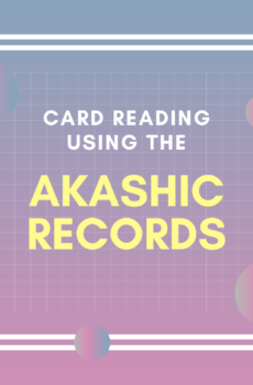 akashic records card reading